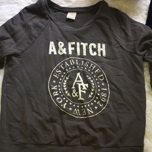 Abercrombie and Fitch sweater!